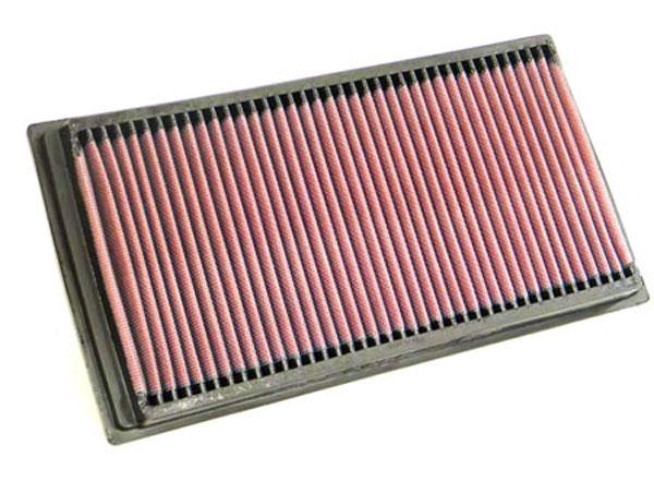K&N Filter 33-2255 | K&N Air Filter For Bmw X5 3.0L-i6; 2000-2006