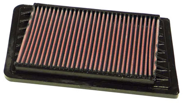 K&N Filter 33-2261 | K&N Air Filter For Jeep Liberty 2.4L-14; 2002-2006