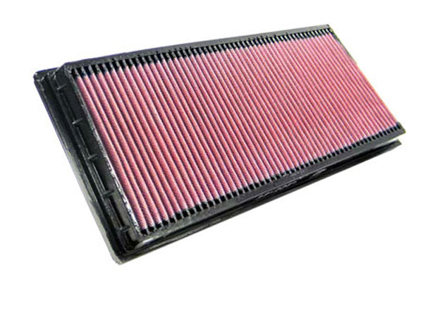 K&N Filter 33-2264: K&N Air Filter For Jaguar X-Type 2.5l-i4 & 3.0l-v6; 2001-2008