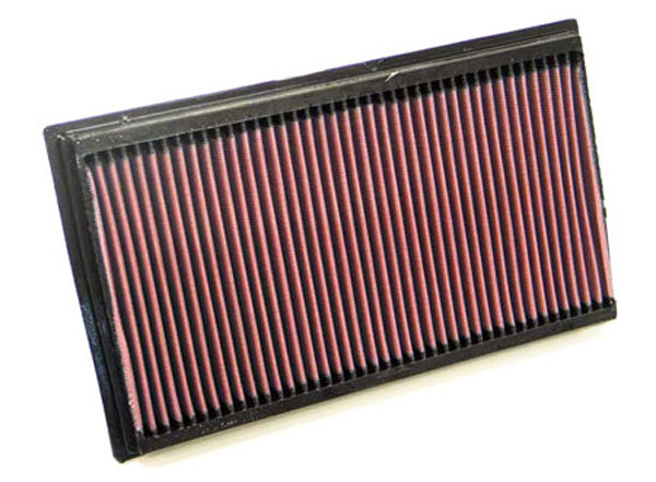 K&N Filter 33-2273 | K&N Air Filter For Jaguar S-type 3.0l-v6 & 4.0l-v8; 2003