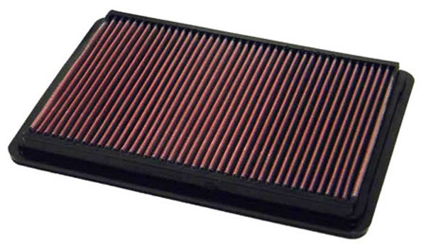 K&N Filter 33-2275: K&N Air Filter For Saturn Ion / 2.2l-l4; 2003-2005