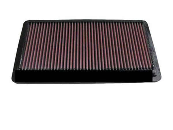 K&N Filter 33-2278: K&N Air Filter For Mazda 6 02-10; Mpv 04-06