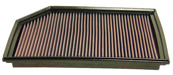 K&N Filter 33-2280: K&N Air Filter For Volvo Xc90 2.5l; 2003