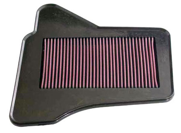K&N Filter 33-2283: K&N Air Filter For Chrysler Pacifica 2004-2008