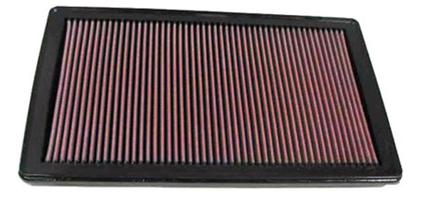 K&N Filter 33-2284: K&N Air Filter For Mazda Rx-8 2003-2009