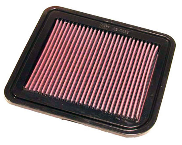 K&N Filter (33-2285) K&N Air Filter For Mitsubishi Galant / Endeavor 04-09 / Eclipse 06-09