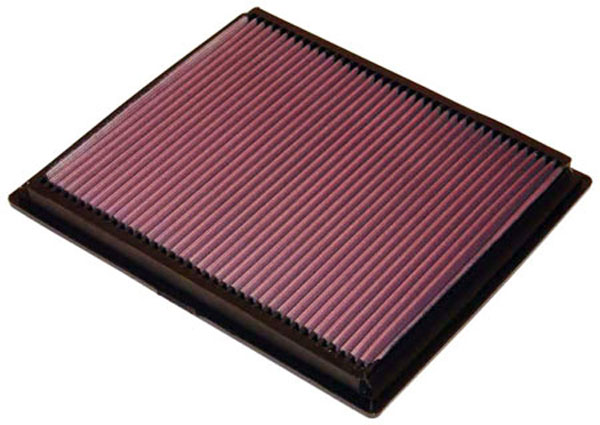K&N Filter 33-2286 | K&N Air Filter Factory Replacement For Infiniti Qx56 5.6L; 2004-2012