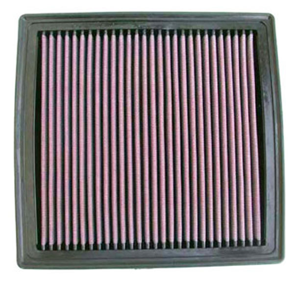 K&N Filter 33-2288: K&N Air Filter For Dodge Durango 04-09 / Chrysler Aspen 07-09