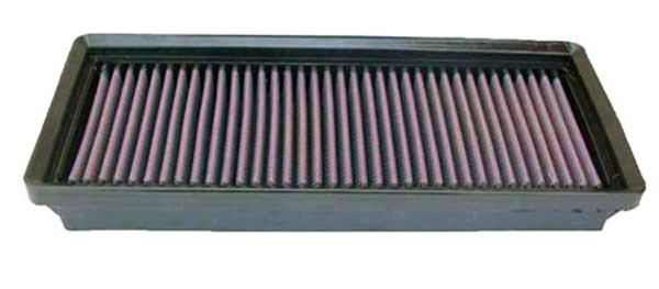K&N Filter 33-2290: K&N Air Filter For Chrysler Crossfire / 3.2l-v6; 2004