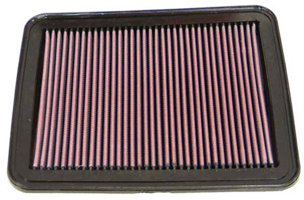 K&N Filter 33-2296 | K&N Air Filter For Eqnox 05-09 / Malibu 08-10; Bick Lucrne 06-10; Cadilac Dts 06-09