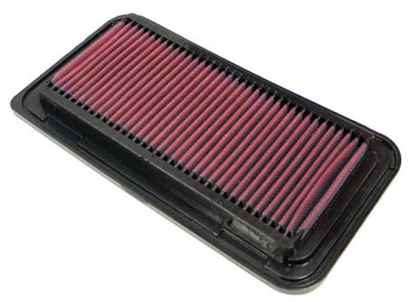 K&N Filter 33-2300   K&N Air Filter For Scion Tc 2.4L-l4; 2005-2006