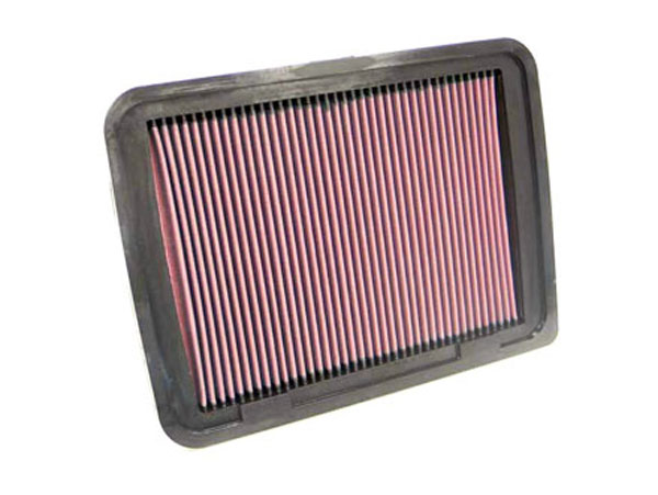 K&N Filter 33-2306: K&N Air Filter For Toyota Tacoma 2.7l-l4; 2005-2010