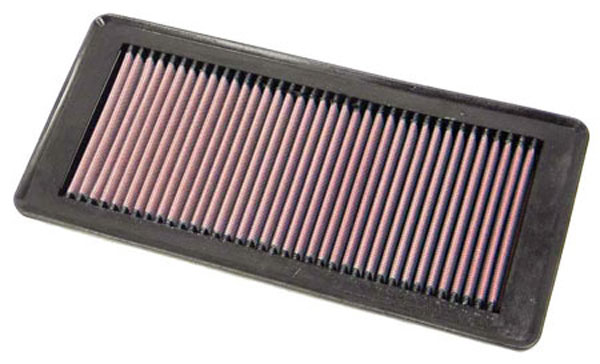 K&N Filter 33-2308 | K&N Air Filter For Ford 500 & Freestyle; Mer Montego; 2005-2007