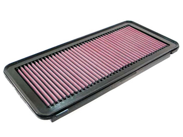 K&N Filter 33-2313: K&N Air Filter For Ford F250 Sd / F350 Sd 6.8l V10 / 2005-2007