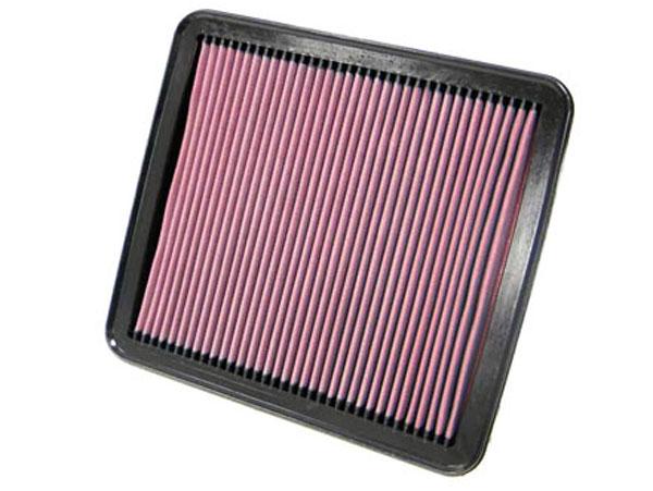K&N Filter 33-2325 | K&N Air Filter For Suzuki Verona 2.5L-v6; 2004-2006