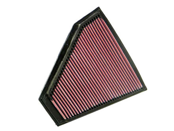 K&N Filter (33-2332) K&N Air Filter For Bmw 325 3.0l-l6 E90 & 330 E90 3.0l-l6; 2006