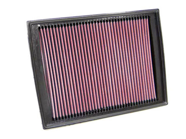 K&N Filter 33-2333: K&N Air Filter For Land Rover Lr3 4.4l-v8; 2005