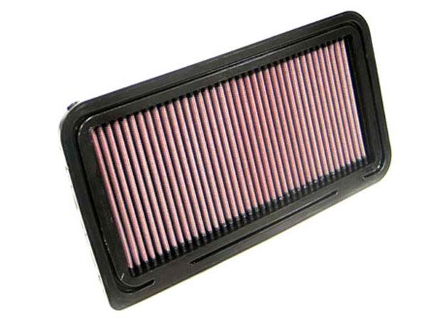 K&N Filter 33-2335 | K&N Air Filter For Mazda Miata 2.0L-l4; 2005-2011
