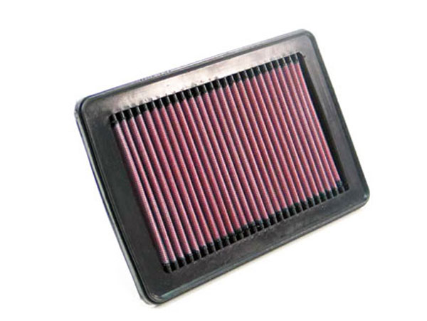K&N Filter 33-2338: K&N Air Filter For Honda Civic Hybrid 1.3l-l4; 2003-2005