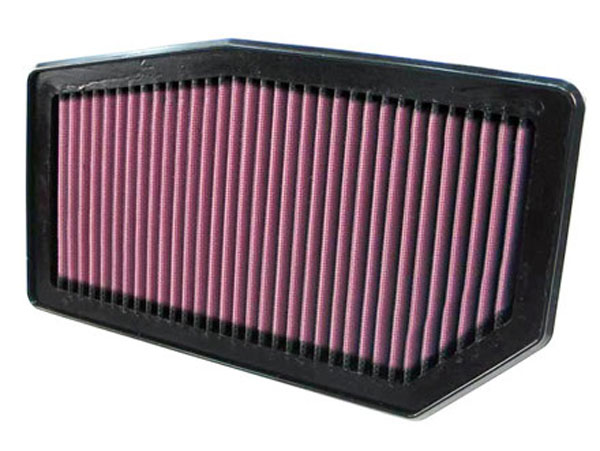 K&N Filter 33-2341: K&N Air Filter For Ford E350 / E450 6.0l-v8 Diesel; 2005