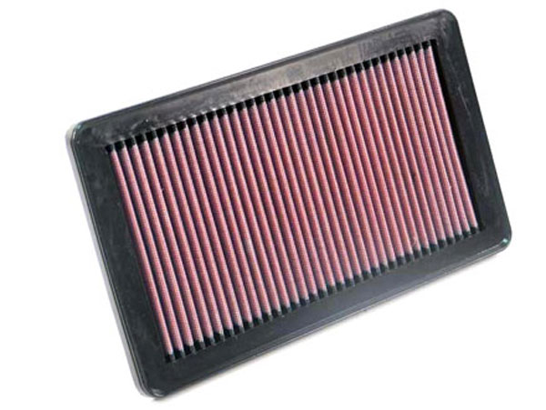 K&N Filter 33-2343 | K&N Air Filter For Honda Civic Si 2.0l-l4 / 06-10; Element 2.4l-l4 07-10