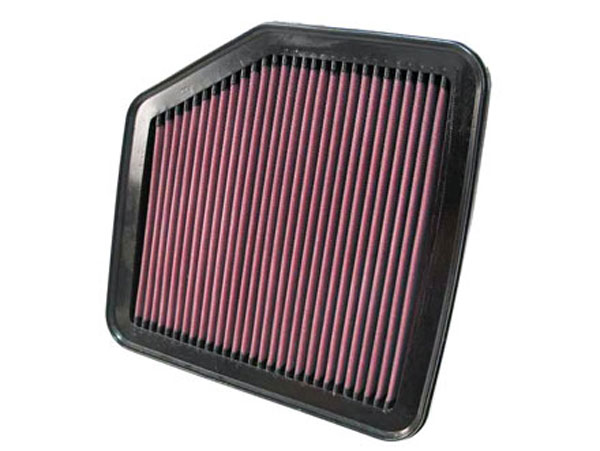 K&N Filter 33-2345 | K&N Air Filter For Lexus Is250 & Is350; Gs350; Gs430; 2005-2011