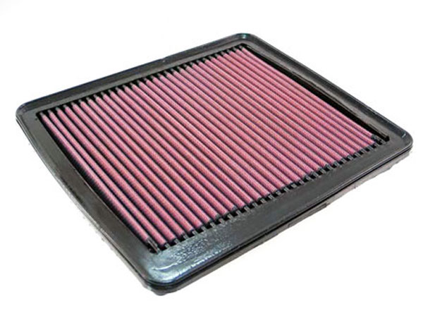 K&N Filter 33-2346 | K&N Air Filter For Hyundai Azera & Sonata 2006-2010