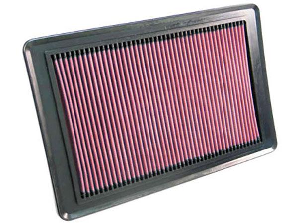 K&N Filter 33-2349 | K&N Air Filter For Pontiac Solstice 2.4L - L4; 2006-2010