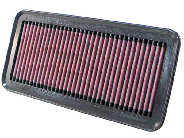 K&N Filter 33-2354   K&N Air Filter For Hyundai Accent 1.6L-l4; 2005-2011