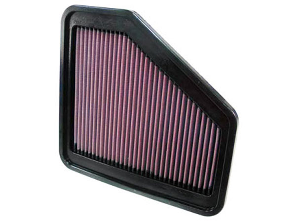 K&N Filter 33-2355: K&N Air Filter For Toyota Rav-4 2006-2010