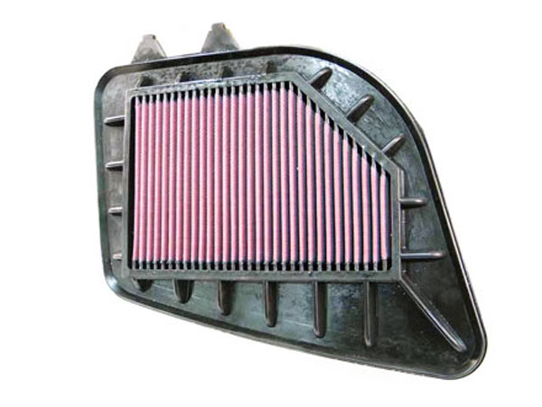 K&N Filter 33-2356: K&N Air Filter For Cadillac Srx 3.6l-v6; 04-06