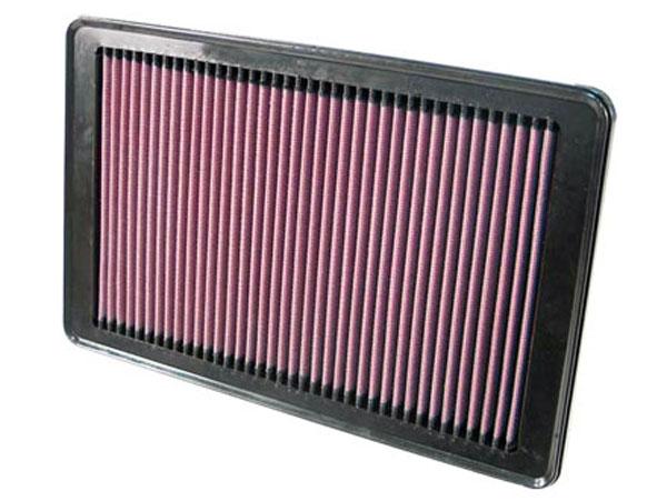 K&N Filter 33-2358 | K&N Air Filter For Saturn Ion 2.2L-l4 & 2.4L-l4; 2006-2007