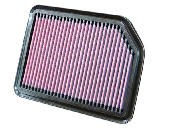 K&N Filter 33-2361: K&N Air Filter For Suzuki Grand Vitara 2005-2010