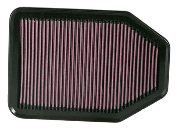 K&N Filter (33-2364) K&N Air Filter For Jeep Wrangler 3.8l-v6; 2007-2010