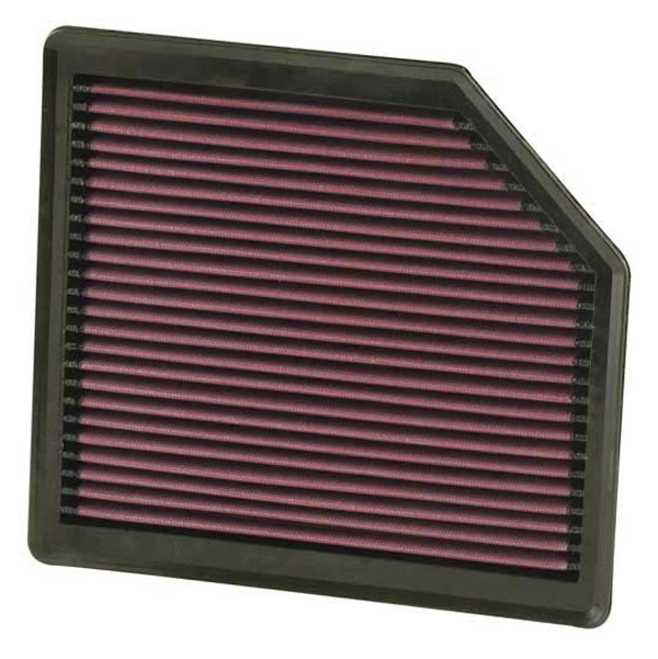 K&N Filter 33-2365: K&N Air Filter For Ford Mustang Shelby 5.4l-v8; 2007 V8