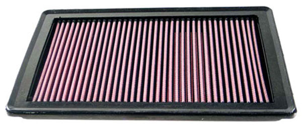 K&N Filter 33-2366: K&N Air Filter For Ford Explorer / Sport Trac 06-10; Mercury Mounaineer 06-09