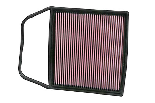 K&N Filter 33-2367: K&N Air Filter For Bmw 335i 3.0l-l6; 2007