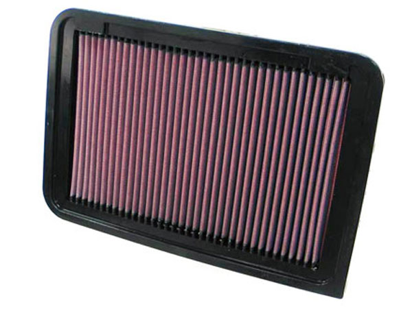 K&N Filter 33-2370: K&N Air Filter For Toyota Camry 2007-2010