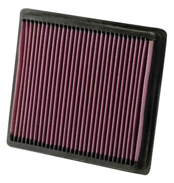 K&N Filter 33-2373   K&N Air Filter For Chrysler Sebring 2.0L-l4; 2007-2010