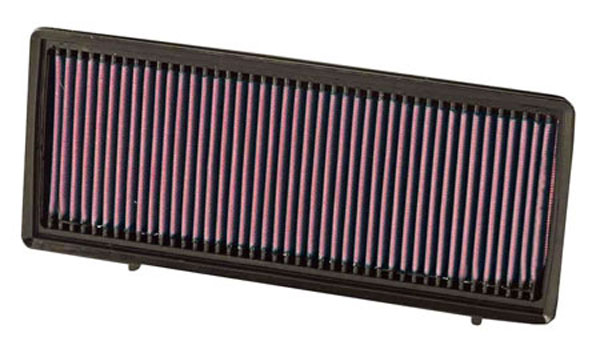 K&N Filter 33-2374: K&N Air Filter For Nissan Altima 2.5l-4l; 2007