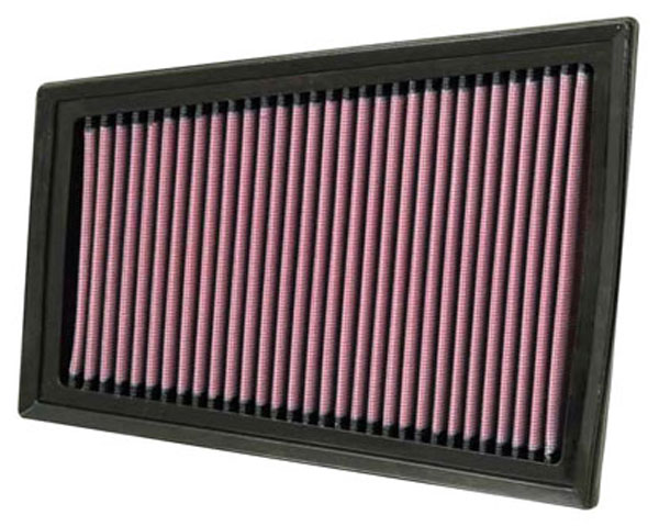 K&N Filter 33-2376 | K&N Air Filter For Nissan Sentra 2.0L-l4; 2007-2011