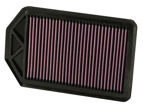 K&N Filter 33-2377   K&N Air Filter For Honda Crv 2.4l-l4; 2007