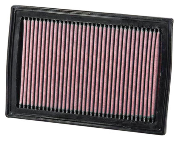 K&N Filter 33-2381: K&N Air Filter For Lexus Ls460 4.6l-v8; 2007