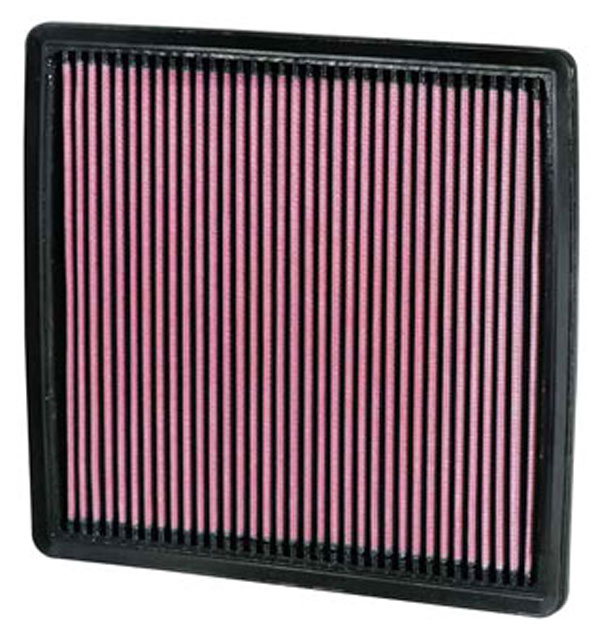 K&N Filter 33-2385: K&N Air Filter For 2009-14 F150 V8