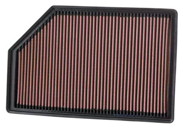 K&N Filter 33-2388: K&N Air Filter For Volvo S80 4.4l / V8; 2007