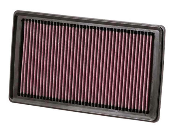 K&N Filter 33-2395: K&N Air Filter For Ford Edge 07-10 / Taurus / Taurus X 08-09; Lincoln Mkz / Mkx 07-09