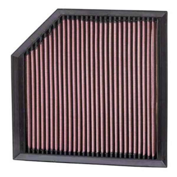 K&N Filter 33-2400: K&N Air Filter For Volvo Xc90 3.2l-l6 2007