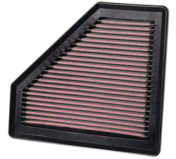 K&N Filter 33-2401 | K&N Air Filter For Ford Focus 2.0L Non-pzev; 2008-2011