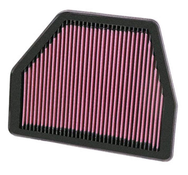 K&N Filter 33-2404: K&N Air Filter For Saturn Vue 2.4l / 3.5l / 3.6l-v6; 2008