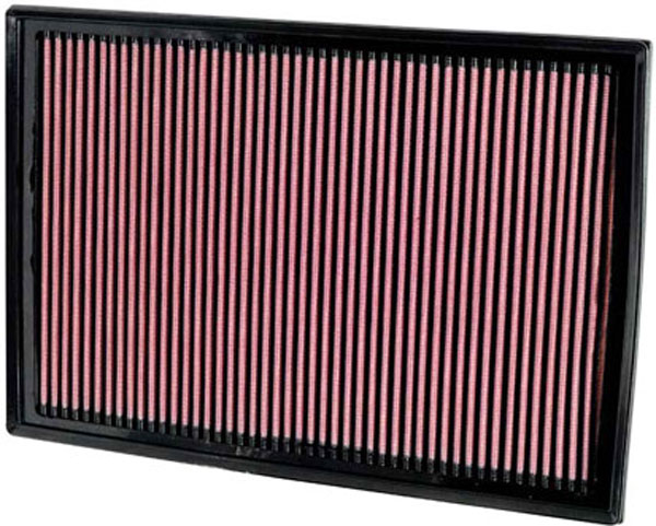 K&N Filter 33-2406: K&N Air Filter For Bmw X5 3.0l-l6; 2008